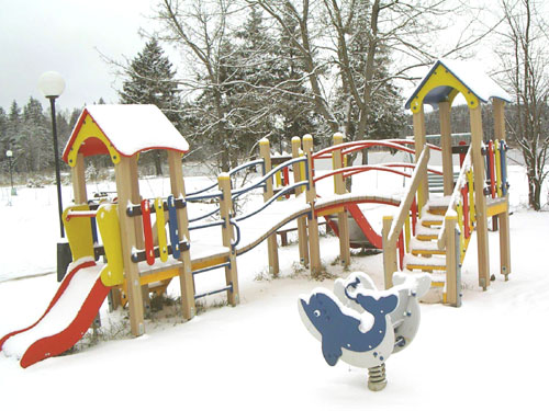 Детская площадка Огниково парк - отель - отдых в Подмосковье, Россия - туры и путевки, стоимость и цены.