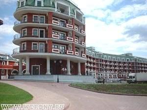 """Империал Парк Отель & SPA"""" отель 5****       Подмосковье - путевки на Новый Год, новогодние каникулы, Рождество."""